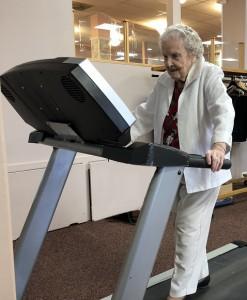 Treadmill @ MTG