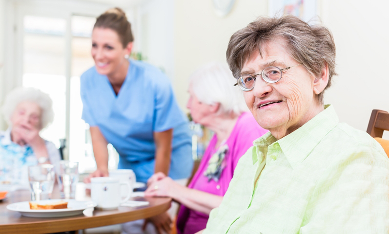 Find out more about our nursing care