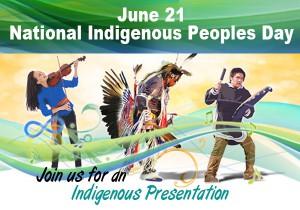 Indigenous Presentation @ MTG