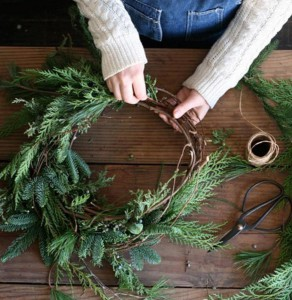 Horticultural Therapy - Wreath Making @ MTG