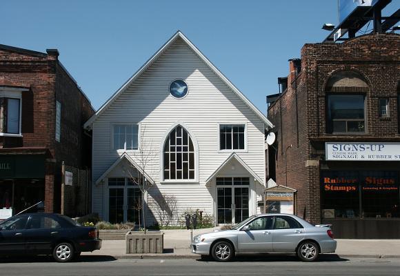 Danforth Mennonite Church