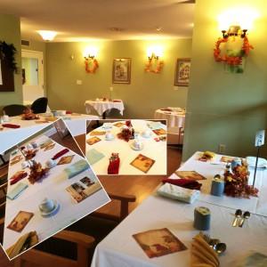 5:00 pm - Thanksgiving Banquet @ MTG