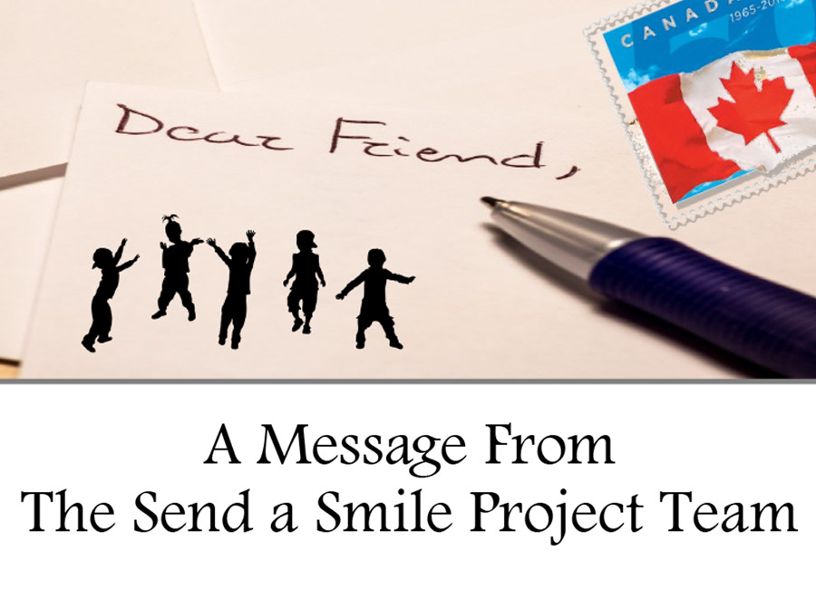 The Send a Smile Project