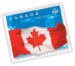 Image of Canada stamp image